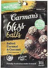 Carman's Salted Caramel & Coconut Bliss Balls, 1 x 80 g