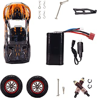 BEZGAR 9 RC Car Accessories (Spare Parts Kit.)