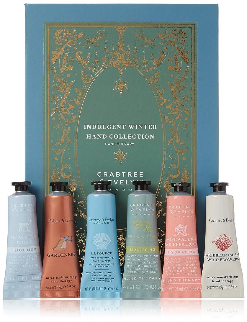 伝説贈り物貞クラブツリー&イヴリン Indulgent Winter Hand Collection 6x25ml/0.86oz並行輸入品