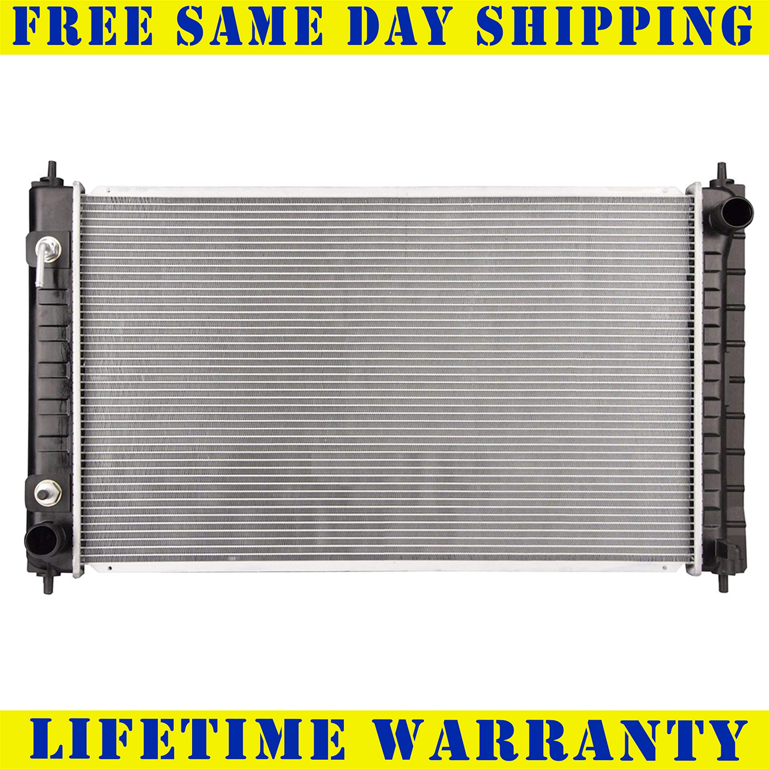Radiator For 2007-2018 Nissan Altima 2.5L 3.5L 4CYL V6 2009-2018 Maxima 3.5L V6