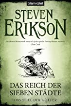 Das Spiel der Götter (2): Das Reich der Sieben Städte (German Edition)