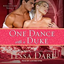 One Dance with a Duke: Stud Club Trilogy, Book 1
