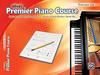 Premier Piano Course Theory, Bk 1A (Premier Piano Course, Bk