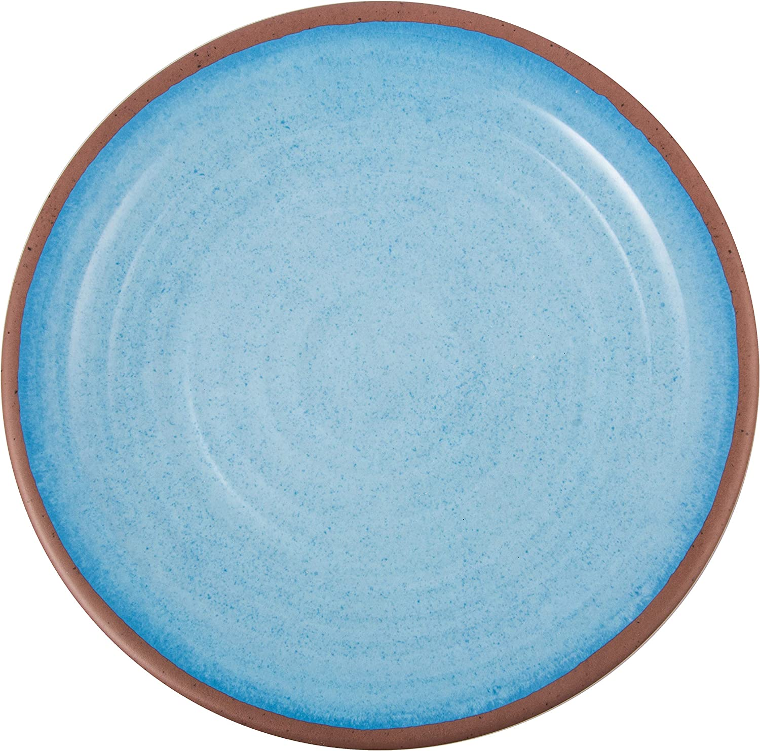 Melange 608410094871 Clay Collection Dinner Plates (Pack of 36)