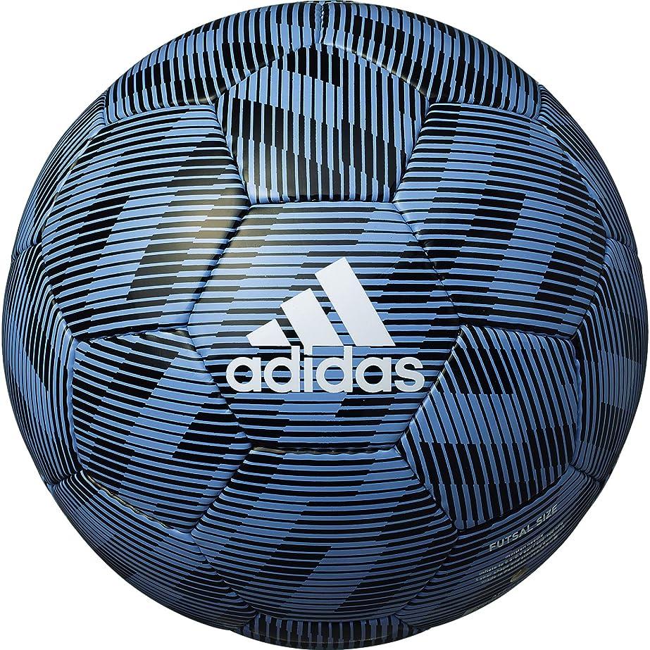 抽選保守的検体adidas(アディダス) タンゴグラフィック フットサル AFF4625SK アッシュブルー