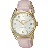 Deals on Timex Briarwood Silver Dial Ladies Watch