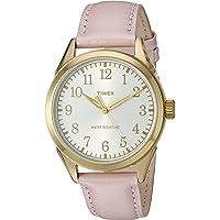 Timex Briarwood Silver Dial Ladies Watch