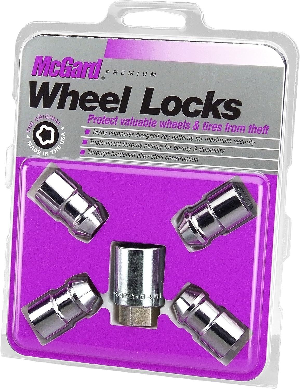 McGard 24197 Chrome Cone Seat Financial sales sale Wheel Locks Size 20 discount - 2