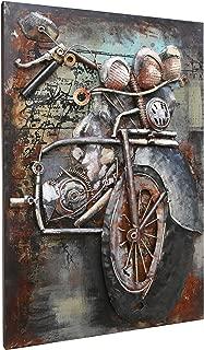 Best motorcycle metal artwork Reviews