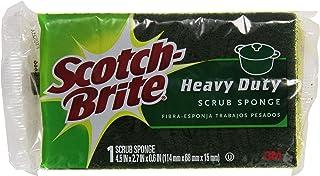 Scotch-Brite Heavy Duty Scrub Sponge, 1 ct
