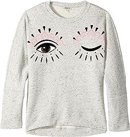 Kenzo Kids - Eye Blink Sweatshirt (Big Kids)