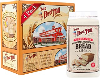 bread machine flour mixes