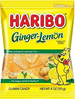 Best haribo lemon ginger gummies Reviews