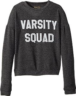 The Original Retro Brand Kids Varsity Squad Haaci Pullover (Big Kids)