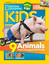 kids educational magazine subscriptions