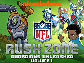 NFL Rush Zone: Guardians Unleashed, Volume 1