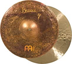 Meinl Cymbals B14SAH Byzance 14-Inch Vintage Sand Hi Hat (VIDEO)
