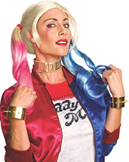 Costume Co. Women's Suicide Squad Harley Costume Jewelry Set