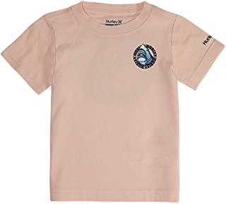 Hurley Toddler Boys' Staple V-Neck T-Shirt