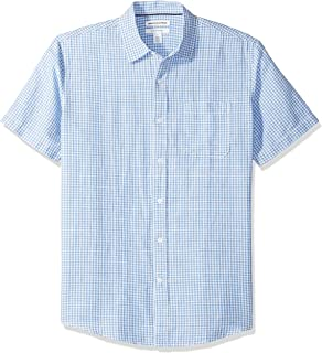 Best gant short sleeve linen shirt Reviews