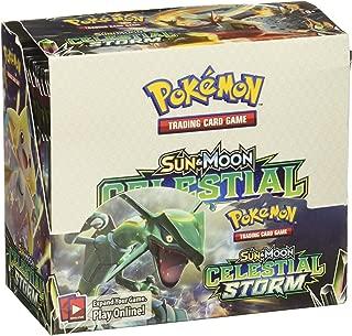 Pokemon TCG: Sun & Moon Celestial Storm 36-Pack Booster Box Factory Sealed