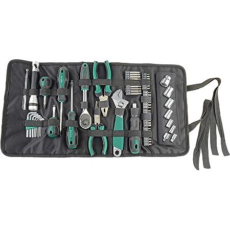 Brüder Mannesmann Werkzeuge M21170 Tool Roll Bag Baumarkt
