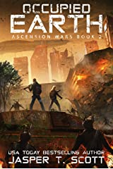 Occupied Earth (The Sequel to First Encounter) (Ascension Wars Book 2) Kindle Edition
