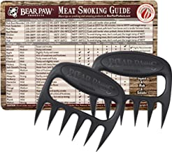product image for Bear Paws Meat Forks - Meat Shredders - Includes Meat Smoking Guide Magnet