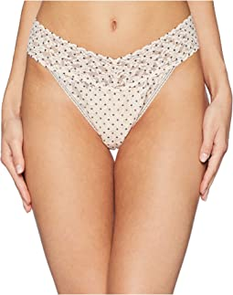 Pixie Dot Original Rise Thong