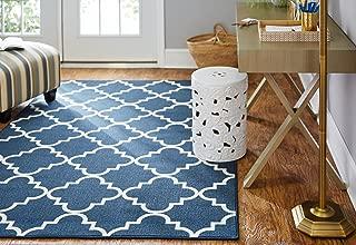 mohawk moroccan lattice rug