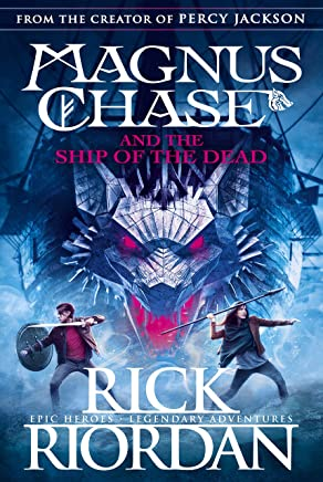 Magnus Chase and the Ship of the Dead (Book 3) (English Edition)