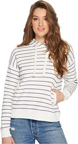 Roxy - Shoal Hoodie Stripe Fleece Top