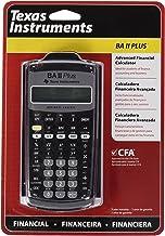 $23 » (Texas Instruments) Advanced Financial Calculator (BA II Plus) (Renewed)