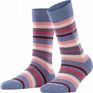Burlington, Stripe Calcetines para Mujer