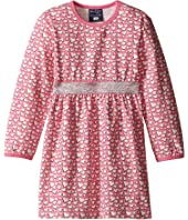 Toobydoo Pink Sparkle Play Dress (Infant/Toddler)