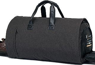 Garment Bag Duffel Luggage Oversized Waterproof,Suit/Blazer Bags/Carry-Garment/Travel/Weekend (Black) ¡