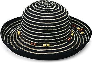 Women's Breton Sun Hat – UPF 50+, Ready for Adventure, Designed in Australia.