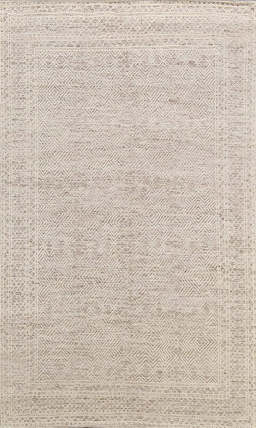 Contemporary Geometric Modern Moroccan Oriental Wool Area Rug Same Max 81% OFF day shipping Ha