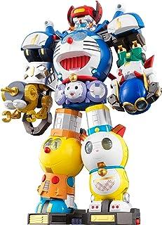 Bandai Tamashii Nations Chogokin Ultimate Combining SF Robot Fujiko .F.Fujio Characters Action Figure
