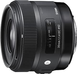 SIGMA 単焦点レンズ Art 30mm F1.4 DC HSM キヤノン用 APS-C専用 301545