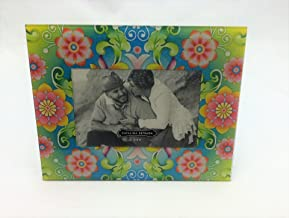 Catalina Estrada Hallmark Collection 4x6 Flourishing Blossoms Photo Frame