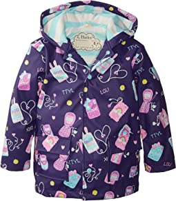 Cool Phones Raincoat (Toddler/Little Kids/Big Kids)