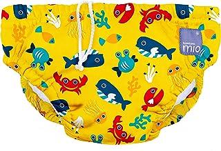 Bambino Mio, pañal bañador, deep sea yellow, extra grande (2+ años)
