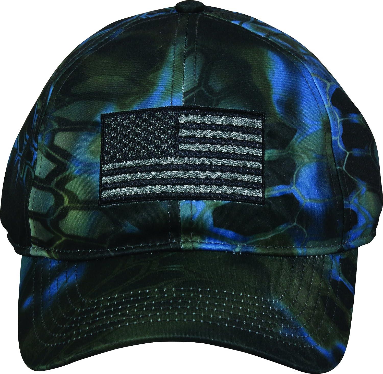 Outdoor Cap Men S Kryptek Patriotic Cap Bekleidung