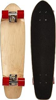Ridge Skateboards Natural Range, Skateboard Unisex – Adulto, Marrone, 27 Pollici