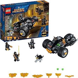 مجموعة مكعبات البناء لابطال دي سي الخارقين باتمان ذا اتاك اوف تالونز من ليغو 76110