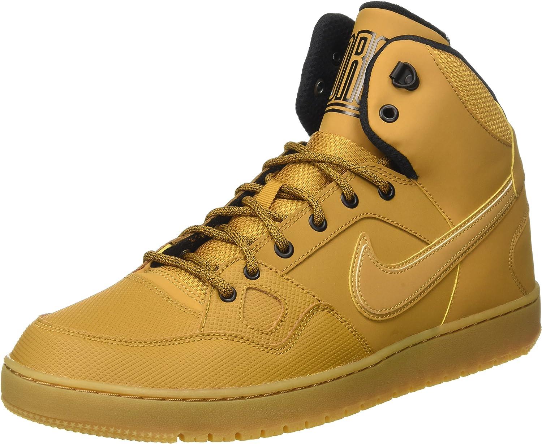 Nike Herren Son Son Son of Force Mid Winter Basketballschuhe braun Einheitsgröße  8496b8