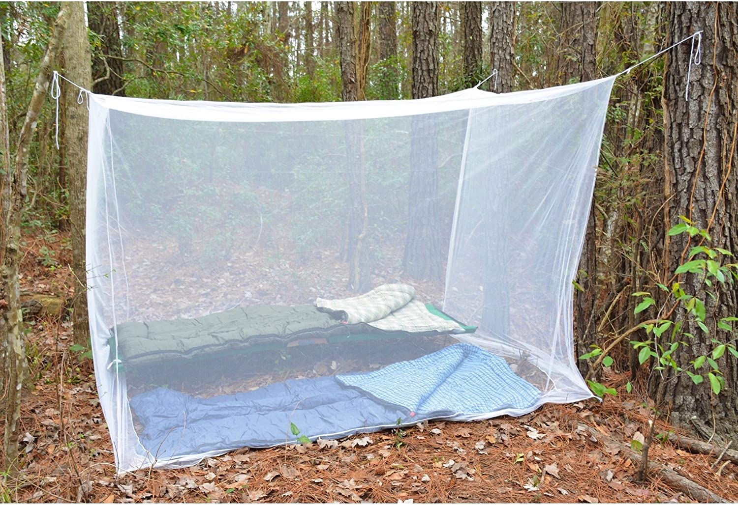 Outdoor Camping Moskitonetz Zelt Bett Backpacking Textile Mesh Anti Insect