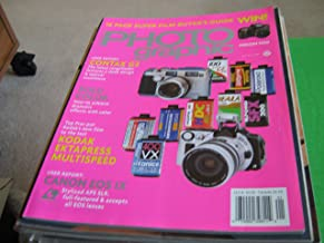 Photo Graphic Magazine (Super Film Buyer's Guide , Nikon N50 , Contax G2 , Canon EOS lX, January 1997)