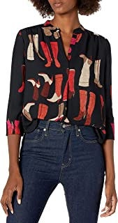 Women's These Boots Blouse